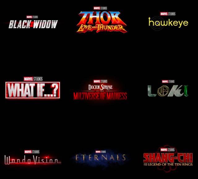 Todas las películas, series y fechas de la Fase 4 del ...