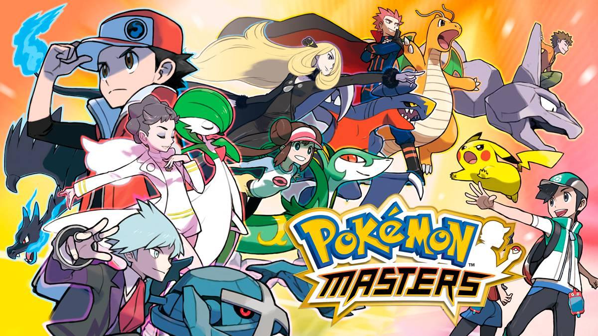 Resultado de imagen para Pokémon Masters