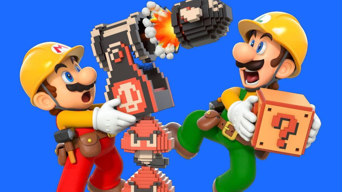 Super Mario Maker 2 aumenta el número de niveles que se