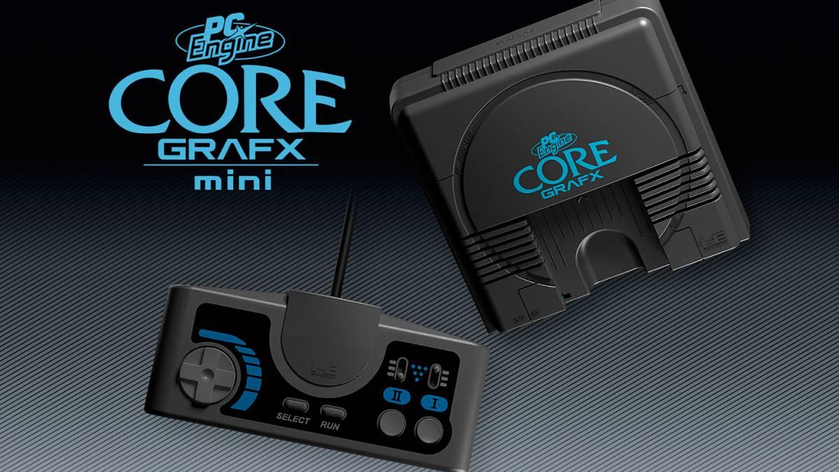 TurboGrafx Mini no se lanzará oficialmente en España - MeriStation