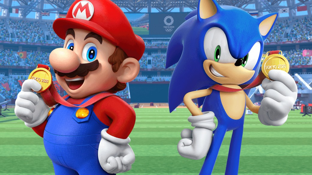 Mario Sonic En Los Juegos Olímpicos Tokio 2020 Análisis Switch Meristation