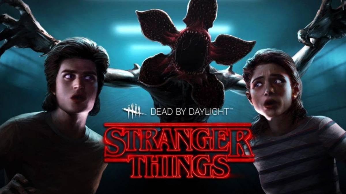 Dead By Daylight Colabora Con Stranger Things En Su Nuevo Capitulo