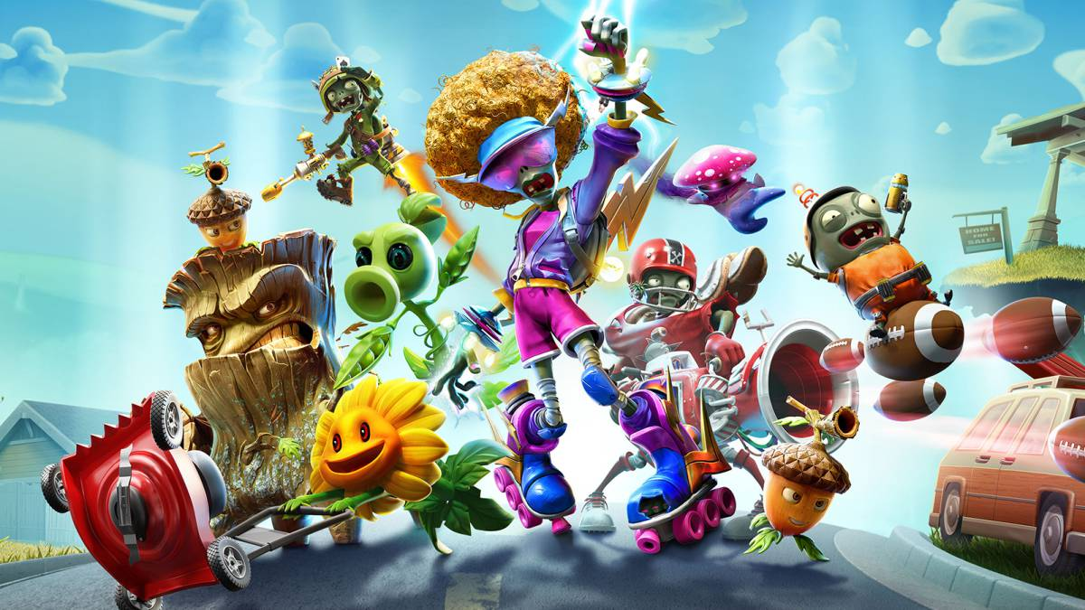 Plants Vs Zombies Battle For Neighborville Ya Disponible Como Acceso Anticipado Meristation