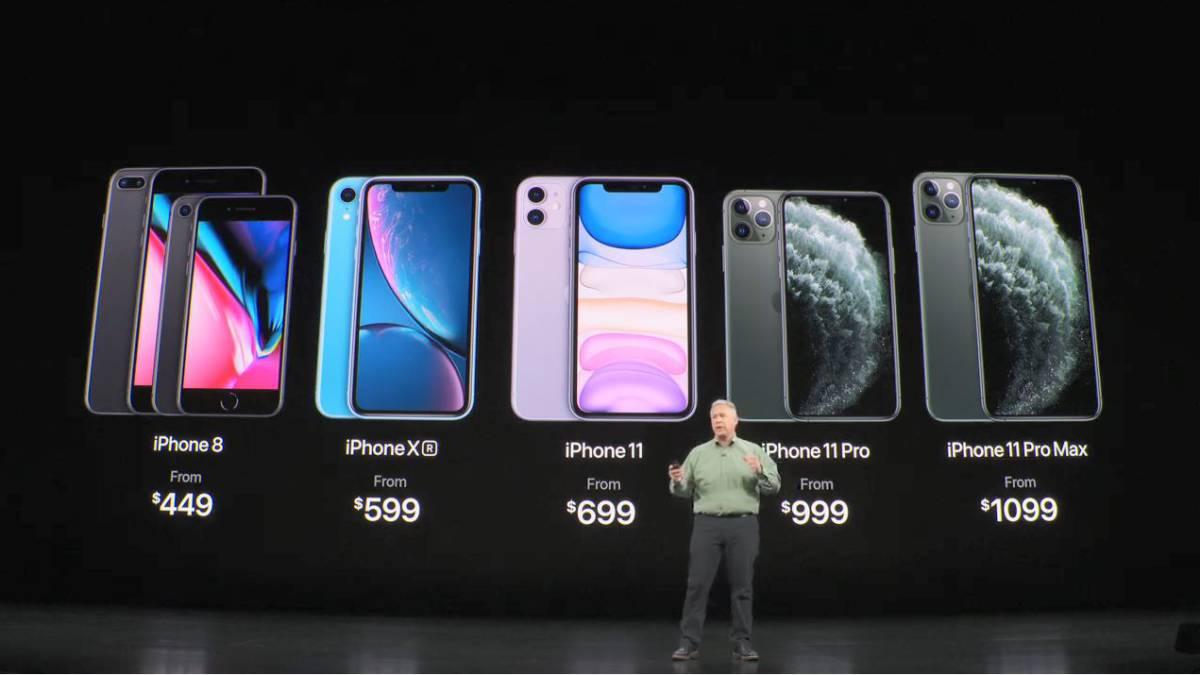 Resultado de imagen para presentacion iphone 11 pro