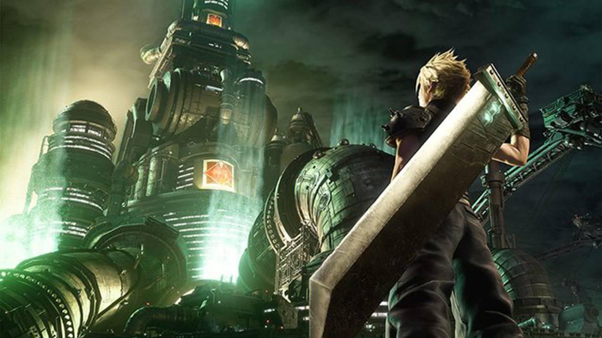 Resultado de imagen de Final Fantasy VII Remake