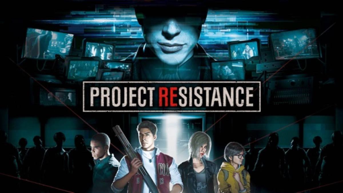 Project Resistance es el multijugador de Resident Evil 3 jugar