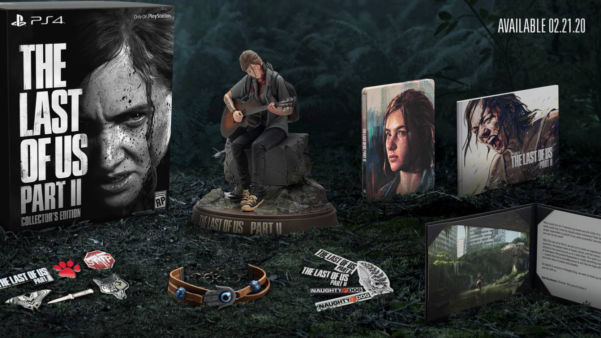 Unboxing The Last of Us Parte II