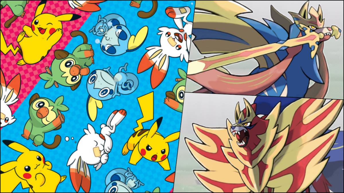 Pokémon Espada Y Escudo 18 Gimnasios Autoguardado