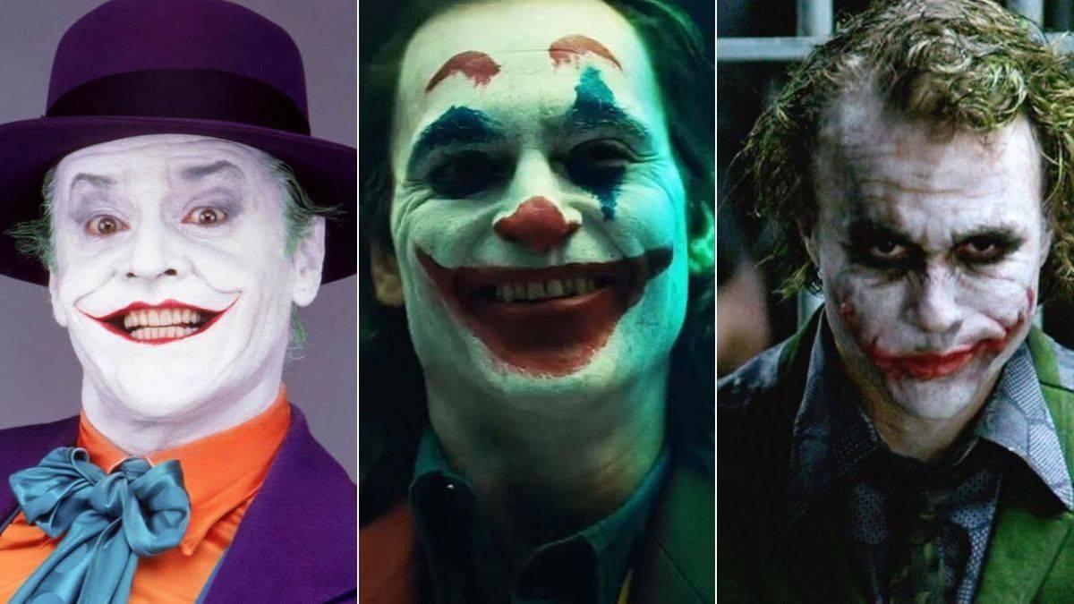 Joker Todos Los Actores Que Han Sido El Joker Hasta