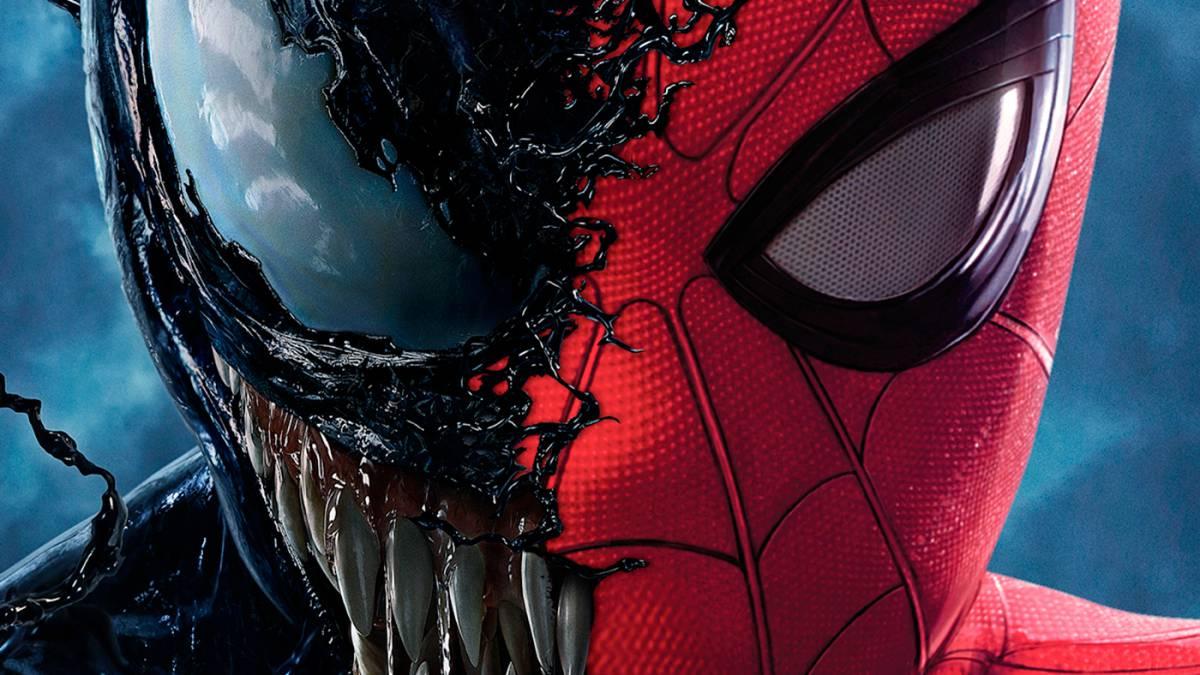 Tom Hardy Spider-Man Tom Holland Venom