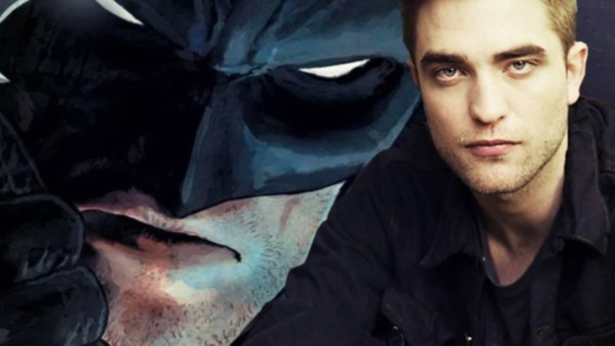 Robert Pattinson revela que lo inspiro para la voz de Batman