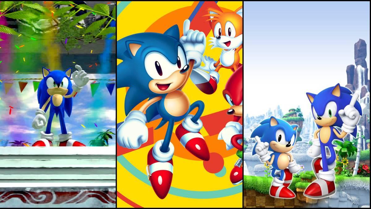 Consigue 13 Juegos De Sonic Por Menos De 10 Euros Meristation