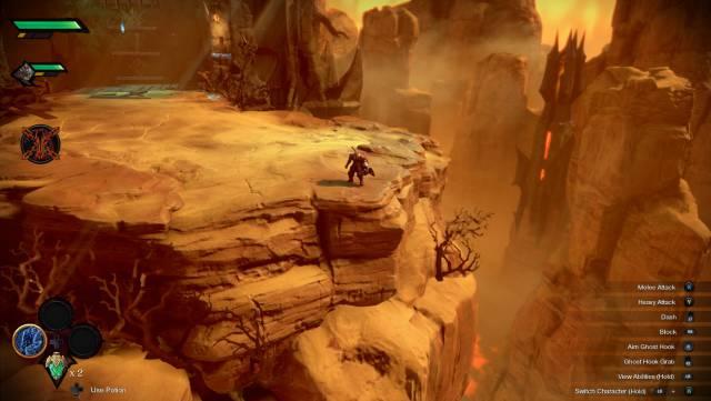 Darksiders: Genesis, análisis: llega el cuarto jinete ...