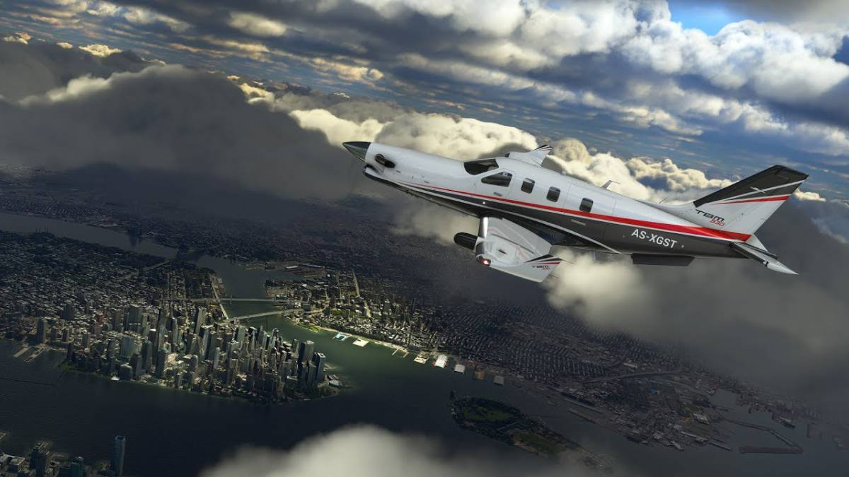 xbox game pass Microsoft Flight Simulator se deja ver en un nuevo gameplay fotorrealista -