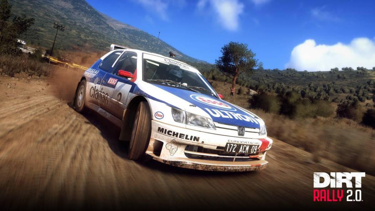 Juega gratis a DiRT Rally 2.0 hasta el 5 de enero en Xbox One - MeriStation