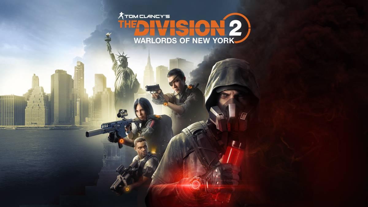 Resultado de imagen de The Division 2: Warlords of New York