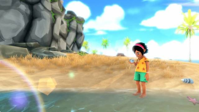 Summer in Mara: así son sus primeros 5 minutos de gameplay - MeriStation