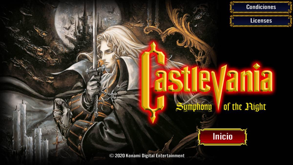 Castlevania: Symphony of the Night llega por sorpresa a móviles iPhone y  Android - MeriStation