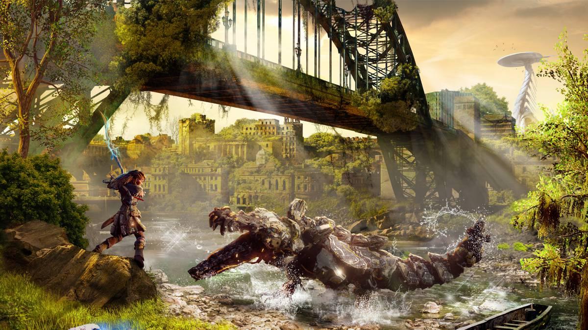 PlayStation explica por qué Horizon Zero Dawn sale en PC - MeriStation