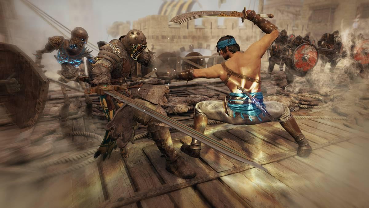 Prince of Persia está de vuelta en un evento de For Honor ...