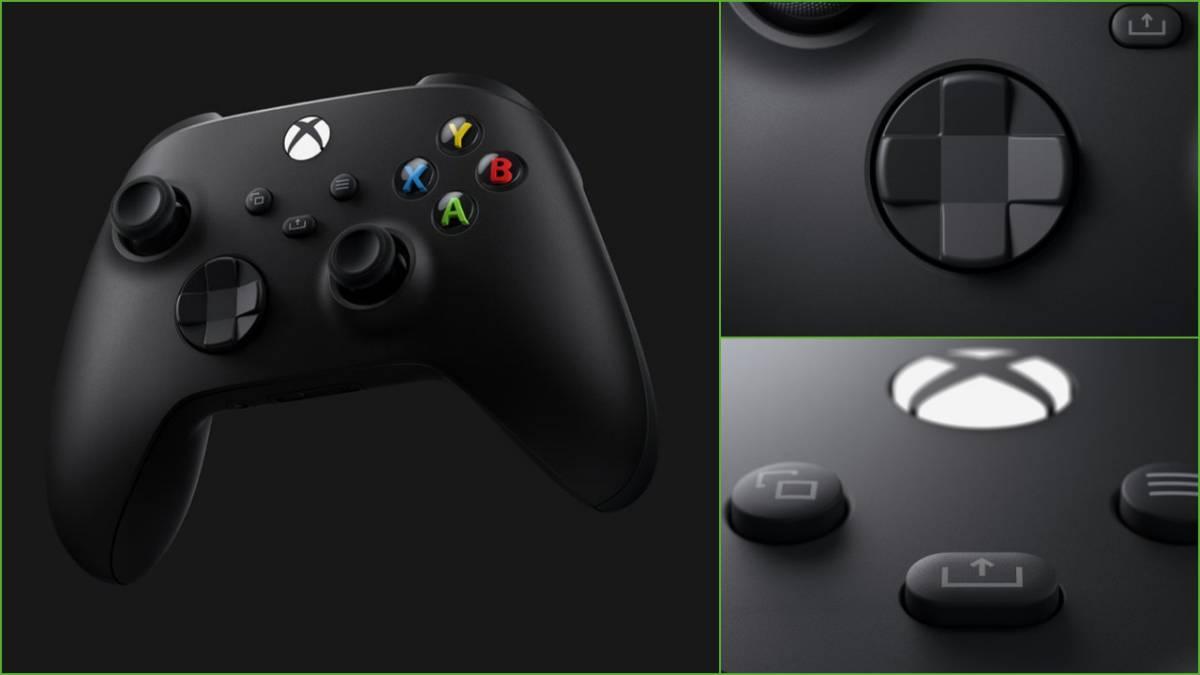 El Mando De Xbox Series X Al Descubierto Nueva Cruceta Boton De Compartir Y Mas Meristation