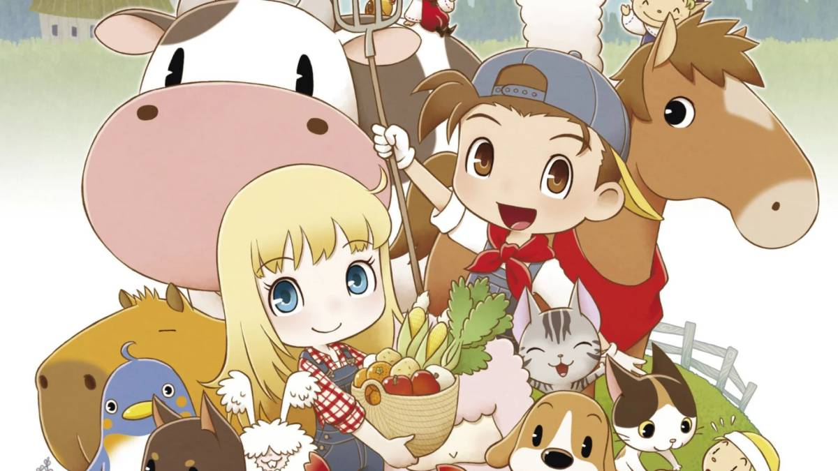 Story of Seasons: Friends of Mineral Town llegará en español a ...