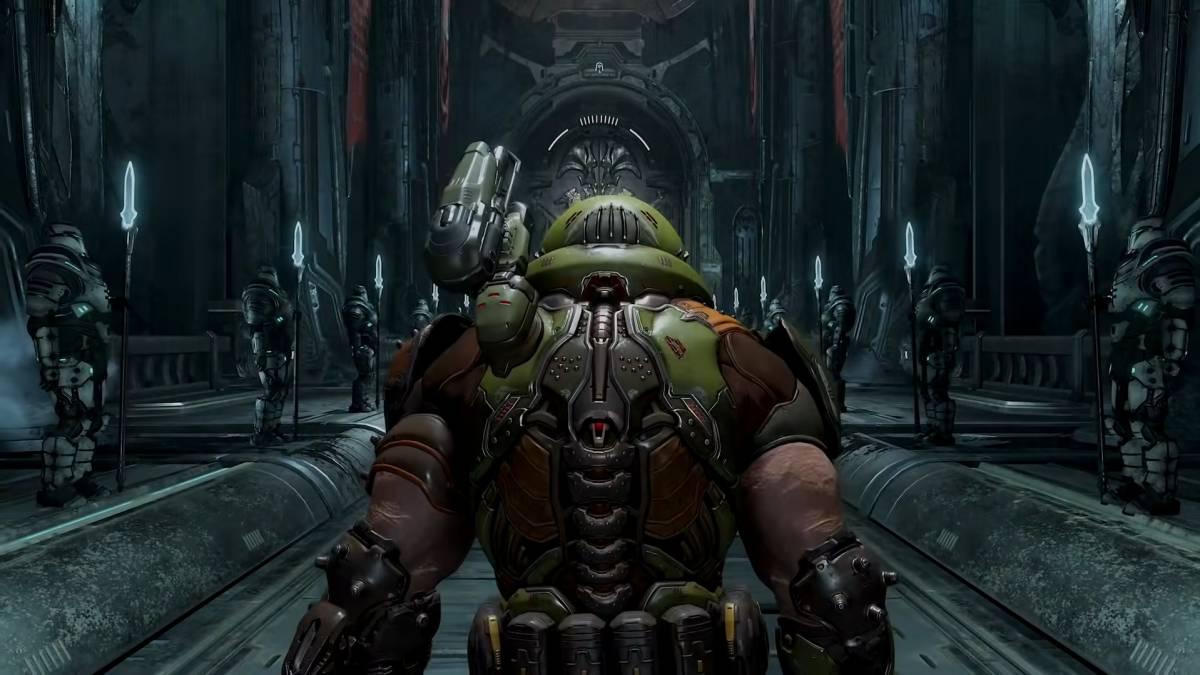 Doom Eternal How To Beat Marauder