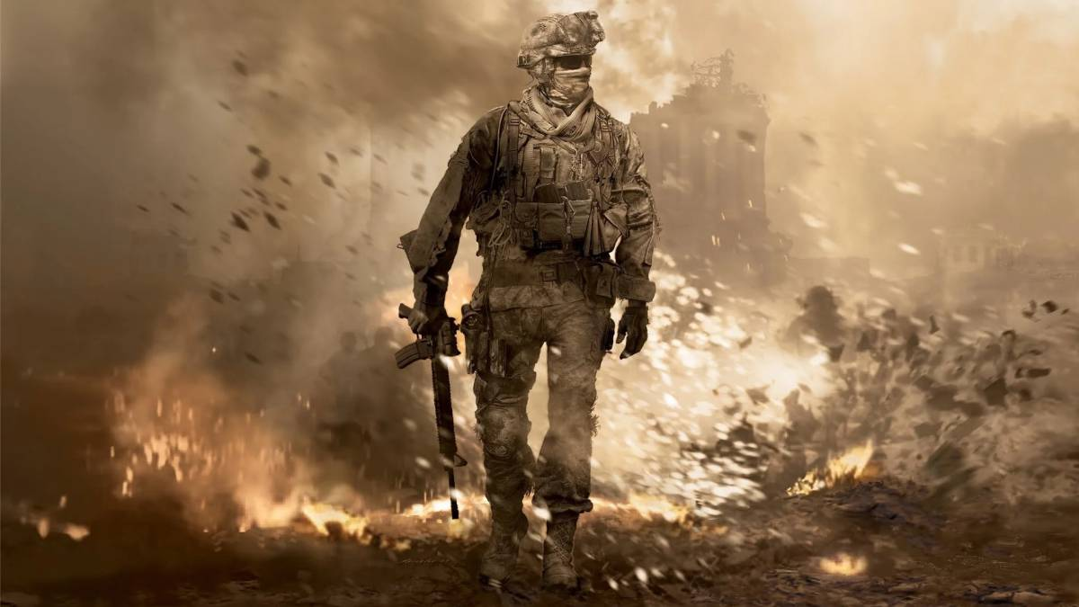 Call of Duty Duty: Modern Warfare 2 Remastered, listado y calificado en  Corea - MeriStation