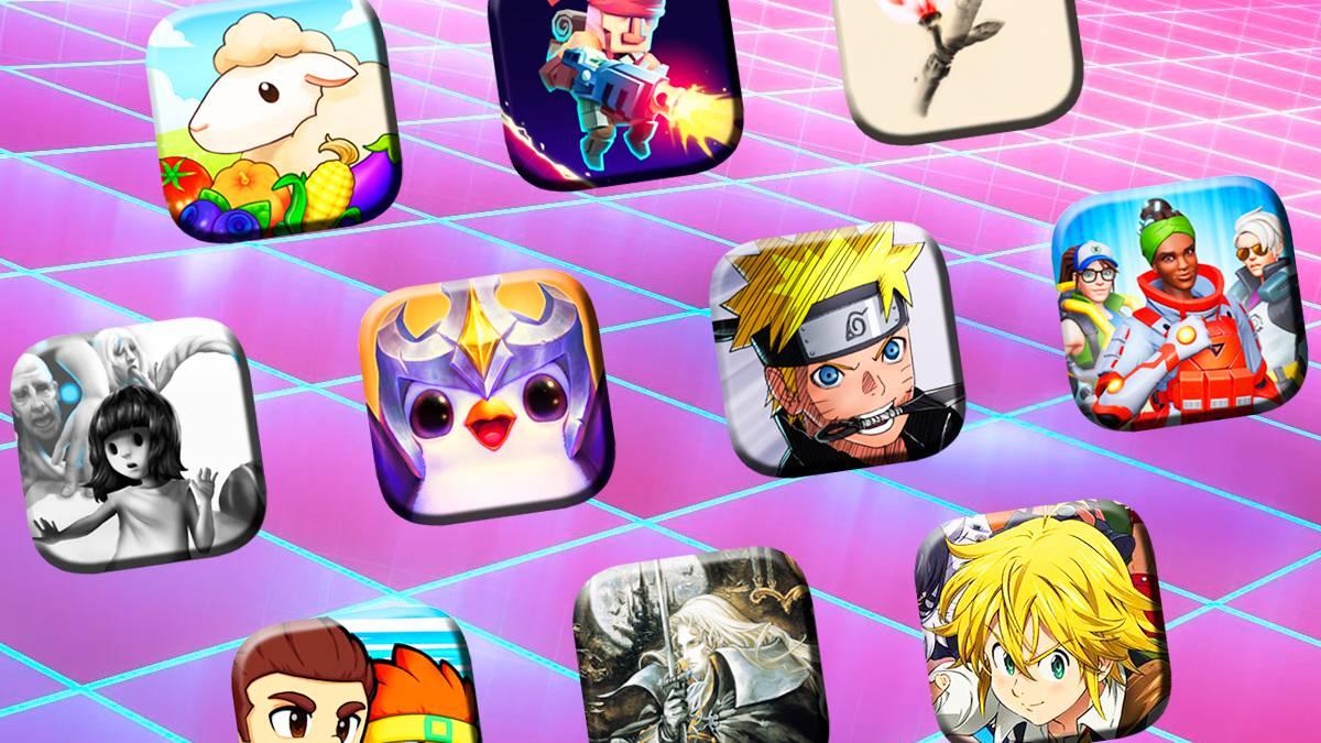 Los Mejores Juegos Para Smartphones Ios Y Android De Marzo De 2020