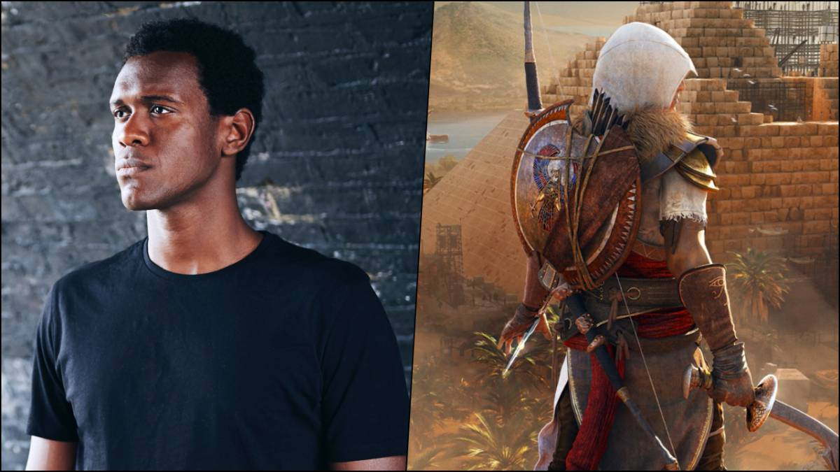 El actor de Bayek (Assassin's Creed) anuncia su propio estudio de  videojuegos - MeriStation