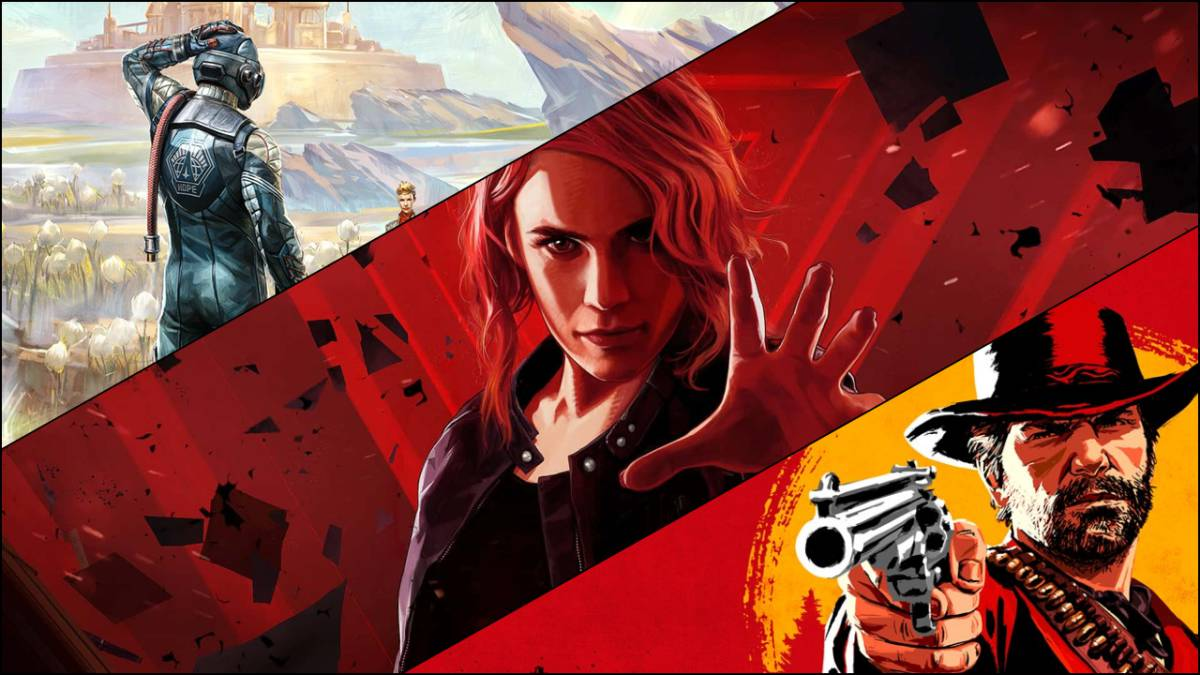 Ofertas de primavera en Epic Games Store: Red Dead Redemption 2 ...