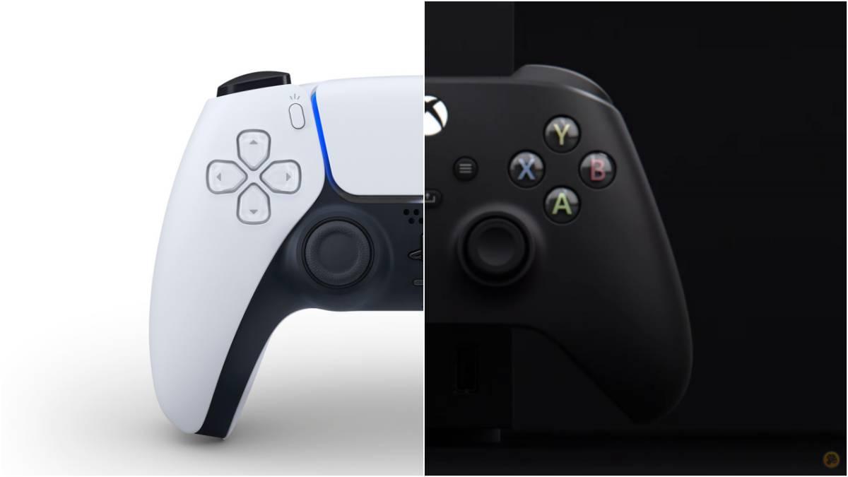 Comparativa de mandos: DualSense (PS5) y Xbox Series X, todas las ...