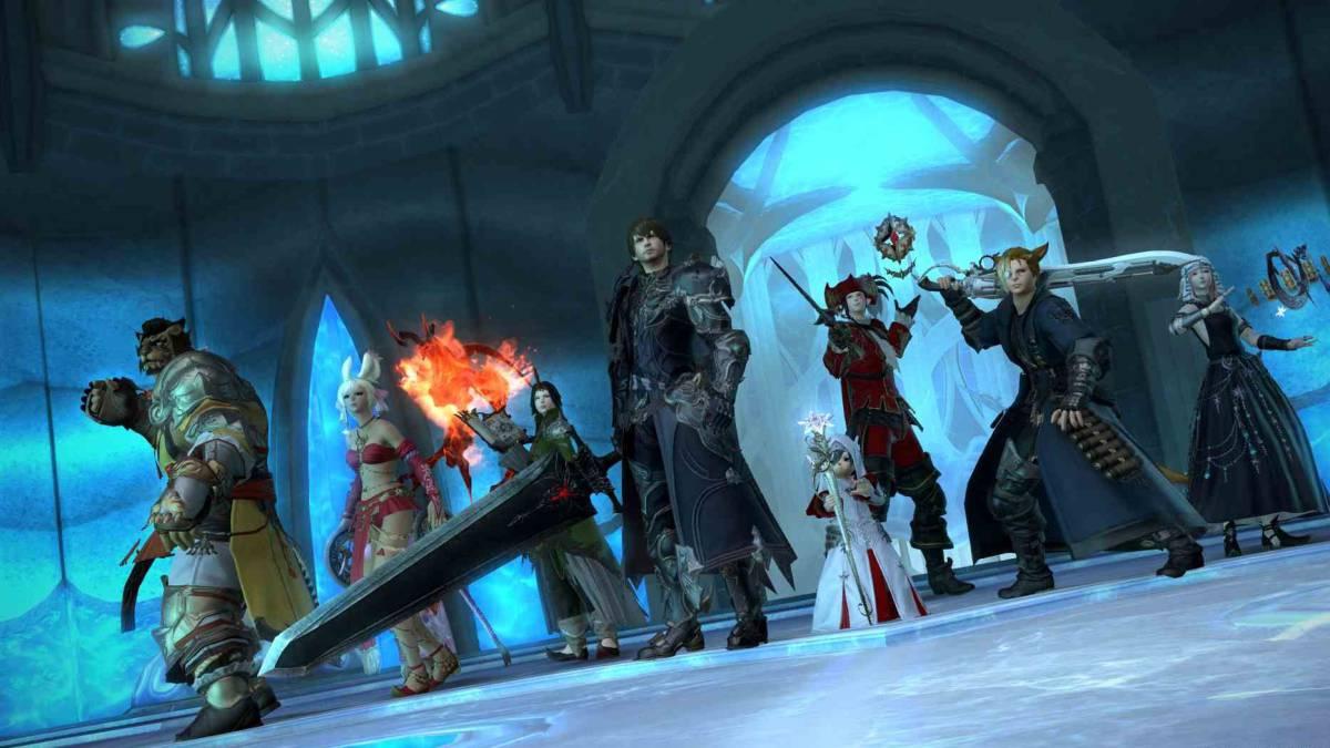 La actualización 5.3 de Final Fantasy XIV: Shadowbringers se ...