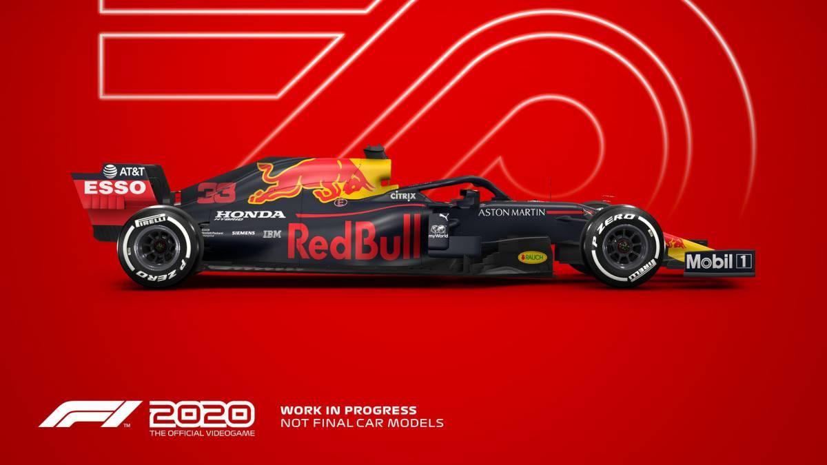 F1 2020 anunciado: primeros detalles, fecha de lanzamiento y ...