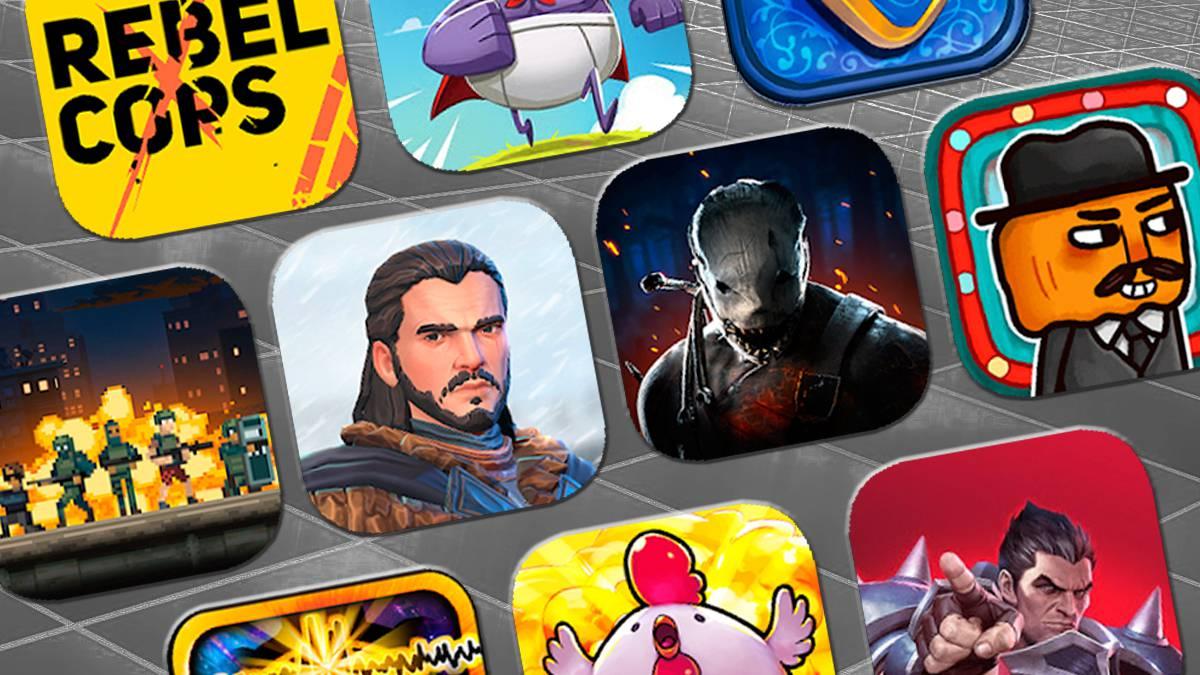 Los Mejores Juegos Para Smartphones Ios Y Android De Abril De 2020