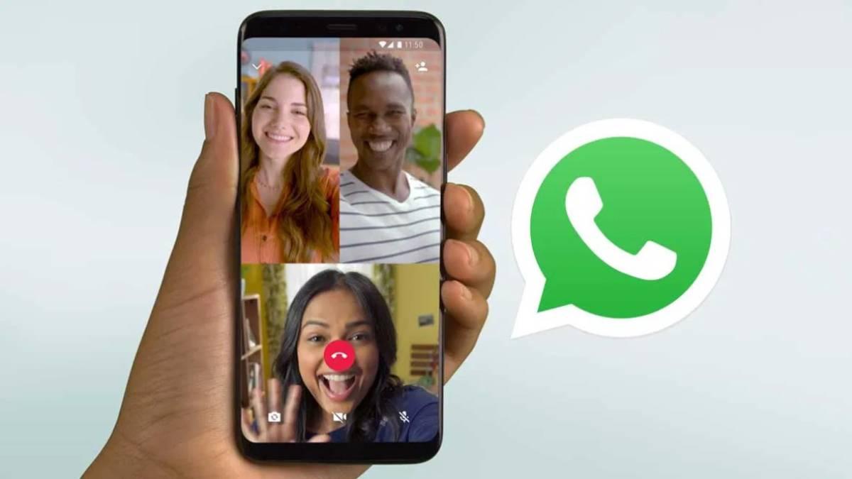 Cómo hacer videollamadas en Whatsapp para 8 personas? - AS.com