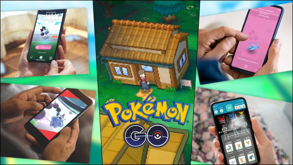 Pokémon Go Estrena Las Incursiones Desde Casa Ya Disponibles Cómo Funcionan Meristation