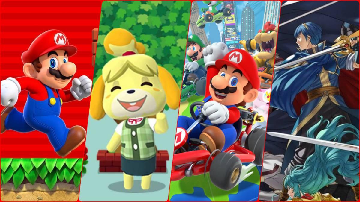 Nintendo seguirá apostando por los móviles: tienen más juegos en ...