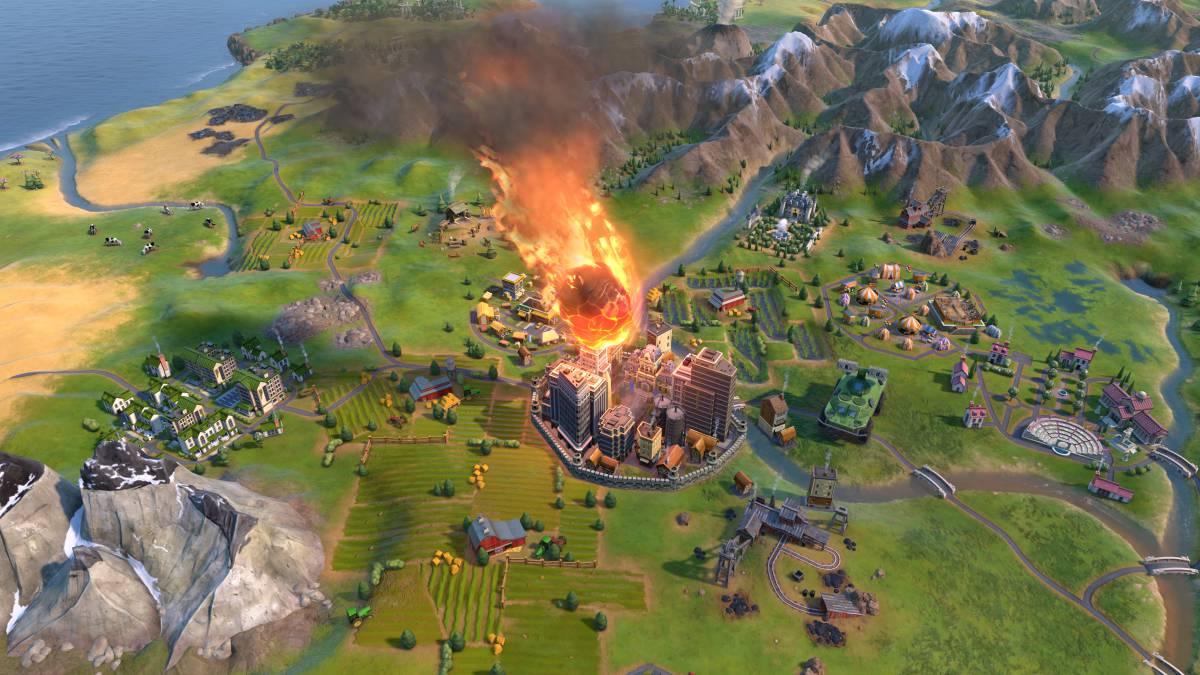 Civilization VI New Frontier, pase de temporada con contenido ...