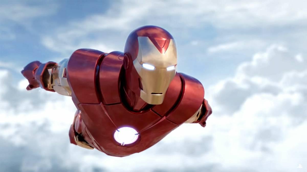Marvel's Iron Man VR fija su nueva fecha de lanzamiento en PS4 ...