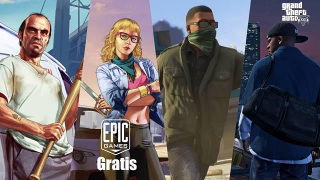 GTA 5, nuevo juego gratis en Epic Games Store: cómo descargarlo en ...