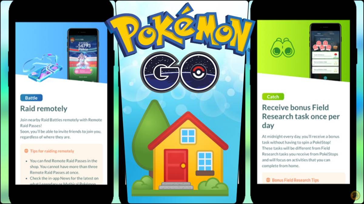 Pokémon Go Recibirá Una Guía Para Jugar Desde Casa En La Propia App Meristation