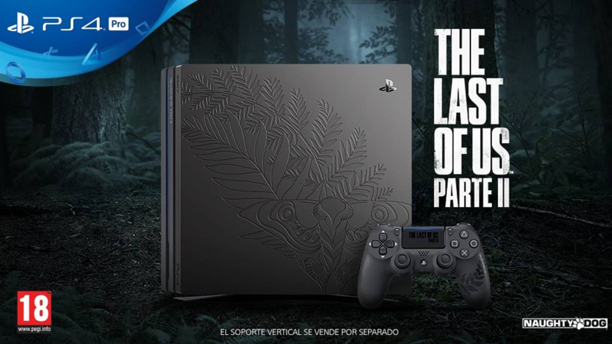 The Last of Us Parte 2: anunciada una PS4 Pro edición limitada ...