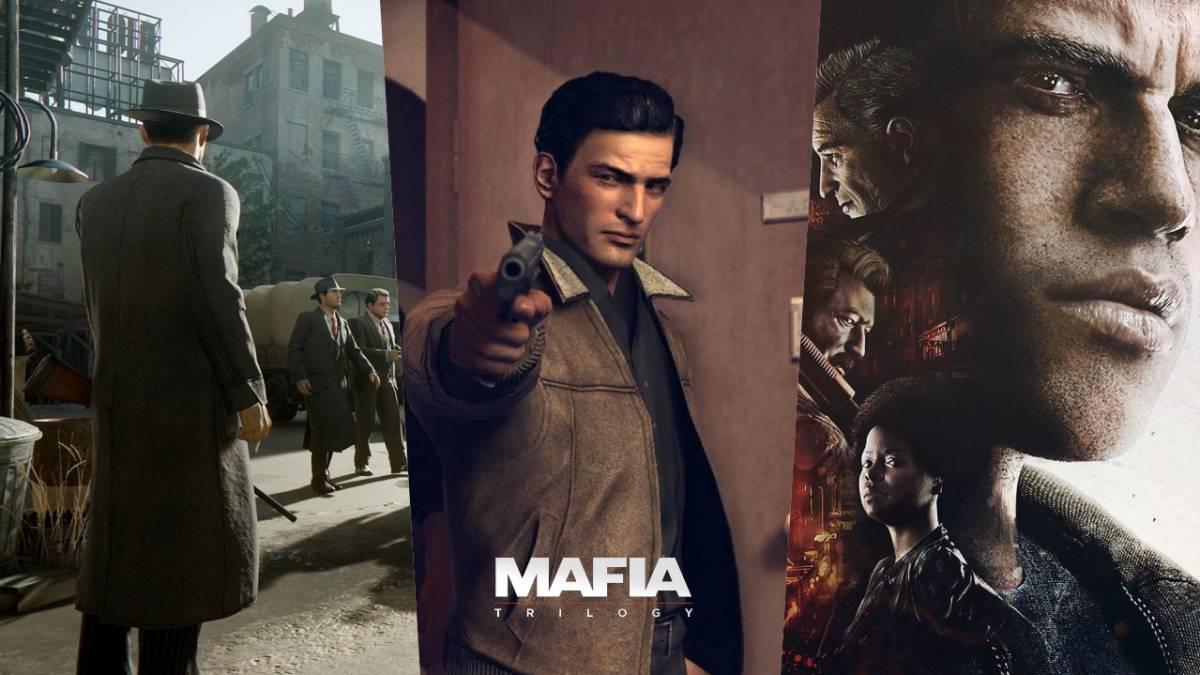 Trilogía Mafia incluye el remake del primer juego y las ediciones ...