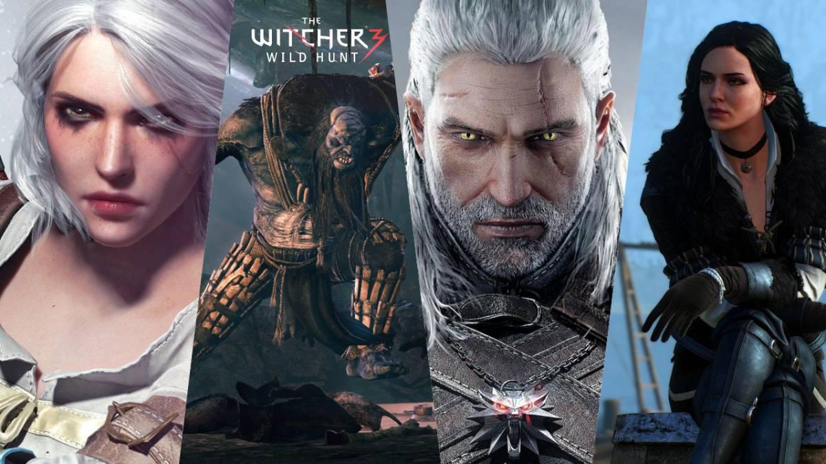 The Witcher 3 Wild Hunt CD Projekt Red Geralt de Rivia