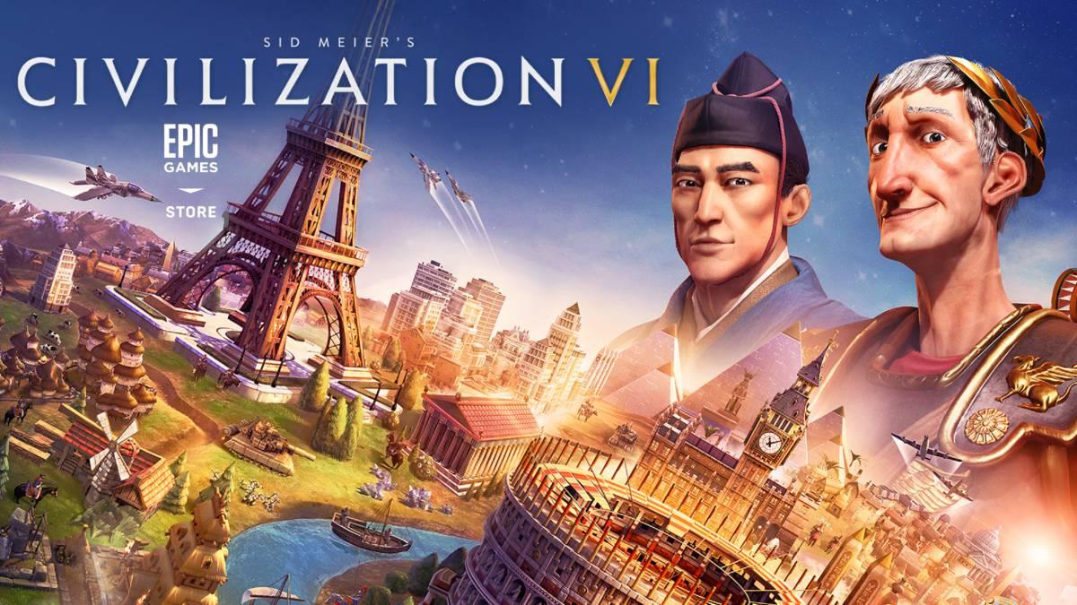 Civilization Epic Store