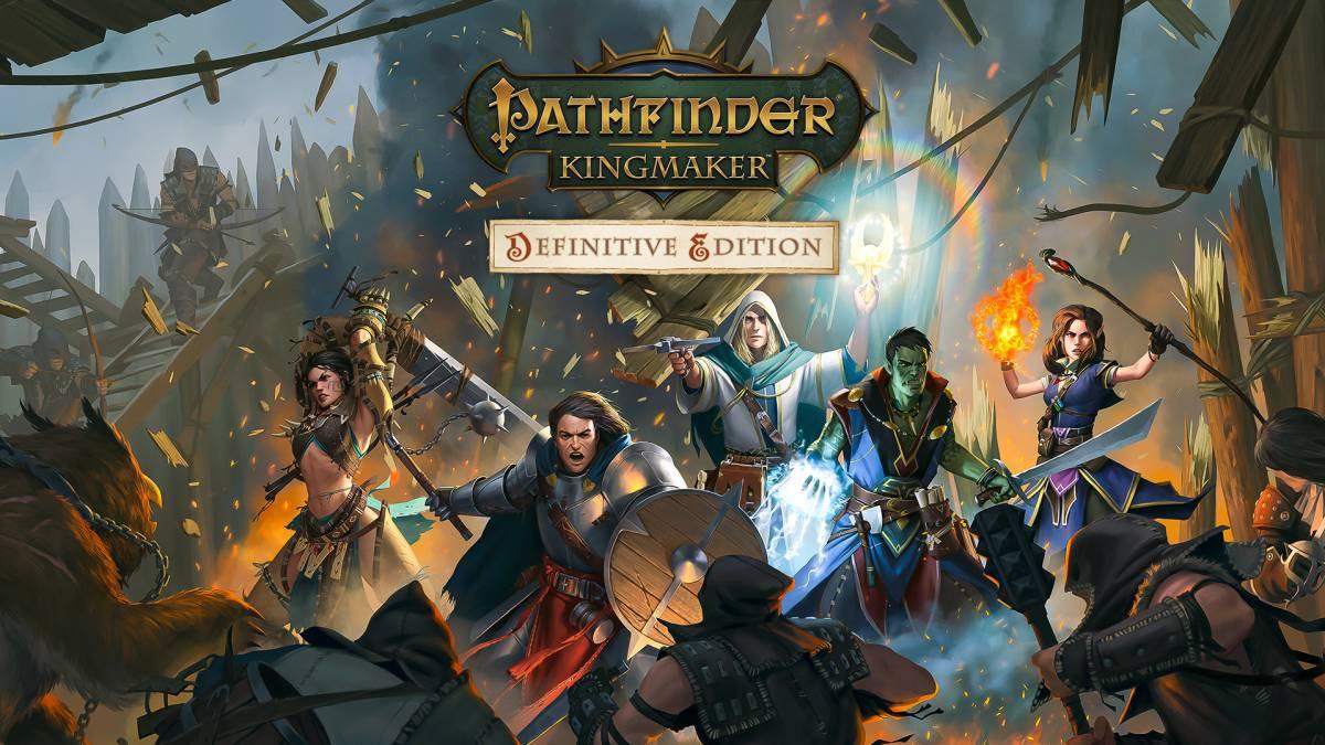 Pathfinder Kingmaker: Definitive Edition anunciado para PS4 y Xbox ...