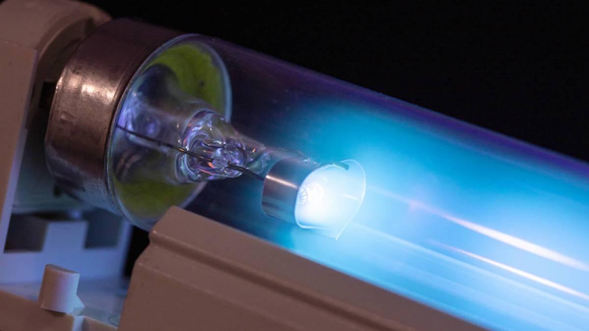 La luz ultravioleta UV-C 'desactiva' el virus COVID-19 en 6 ...