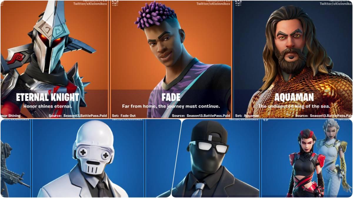 All Season Two Skins Fortnite Fortnite Todos Los Skins De La Temporada 3 Del Capitulo 2 Meristation