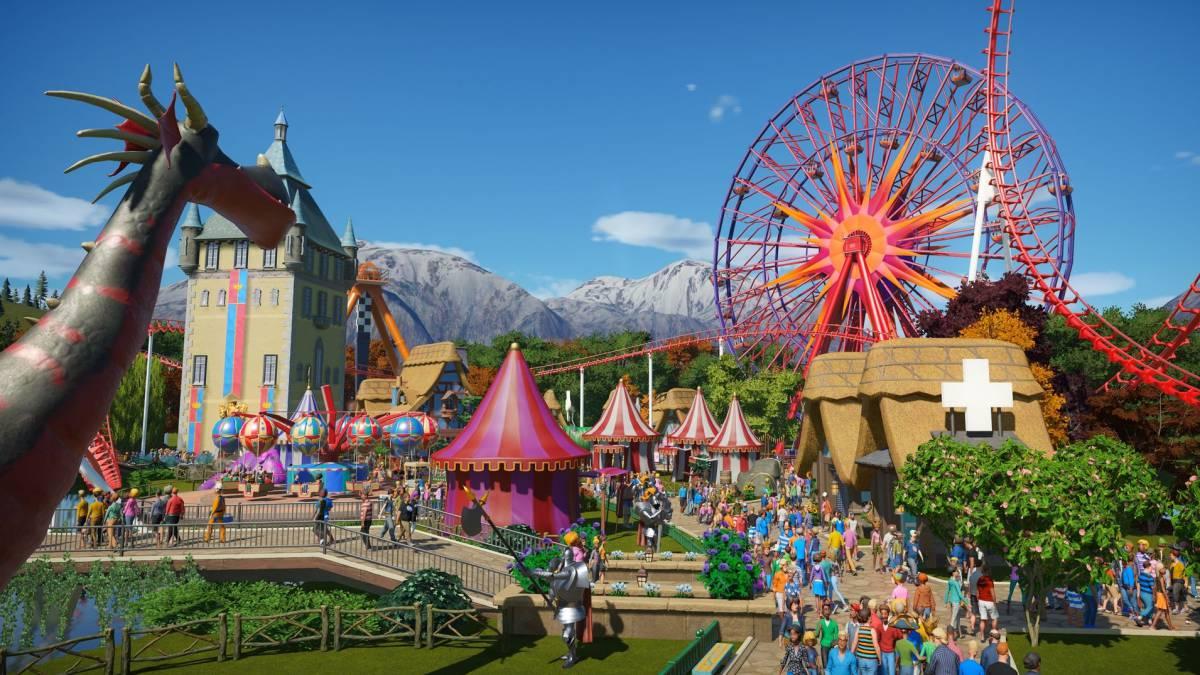 Planet Coaster se lanzará también en PS5 y Xbox Series X - MeriStation